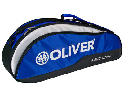 OLIVER Badminton Tennis Racquets Sports Bag (for 3 Rackets) Factory Direct Sale