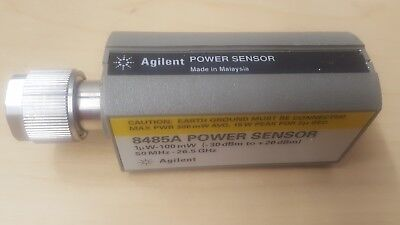 Agilent 8485A  Power Sensor 50MHz-26.5GHz, -30 to +20dbm