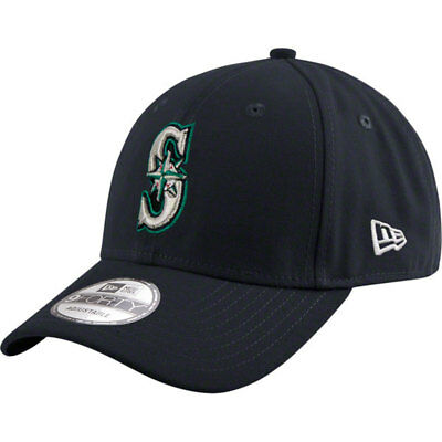 Seattle Mariners MLB New Era 9FORTY 'The League' Adjustable Cap