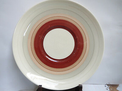 Susie Cooper - Wedding Band Pattern - 10 Large Saucers