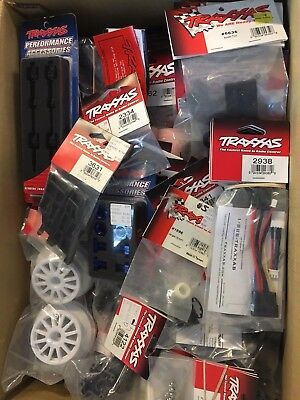 Traxxas Parts Mixed Assortment In Retail Packaging  Bx10