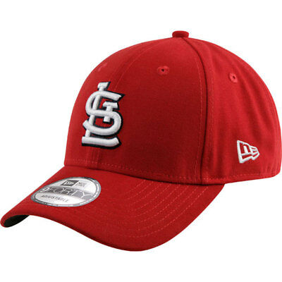 St Louis Cardinals MLB New Era 9FORTY 'The League' Adjustable Cap