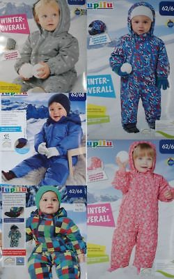Lupilu Baby Toddler Boys Girls Winter Overall Overall