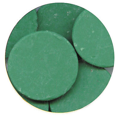 Merckens Candy Coating Dark Green 25 Pounds