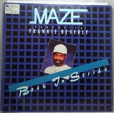 Maze Back In Stride 12""