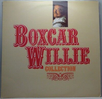 Boxcar Willie Collection LP