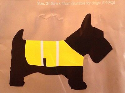 Reflective Dog Coat- Medium.