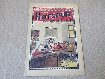 The Hotspur Comic No 98- July 13th 1935- Very good condition- Rare