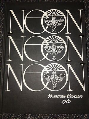 1965 Youngstown University Yearbook Annual  Ohio  -Ref. 6-*58