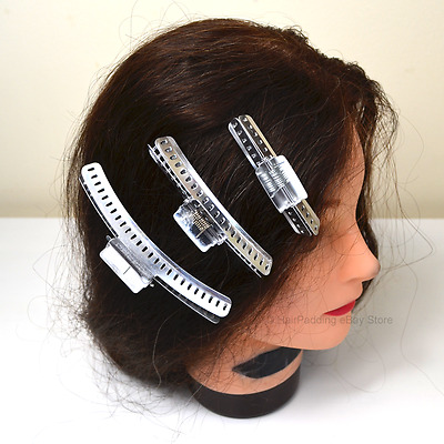 """Vintage 1920 Hair Clips 3"""" inch"""
