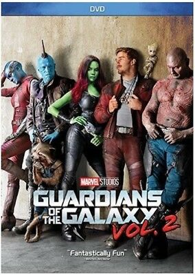 Guardians of the Galaxy Vol. 2 (DVD) 2017 New FREE Shipping!