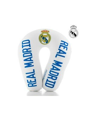 Cuscino Cervicale Antistress del Real Madrid CF Real Madrid C.F. 7569000768615 V