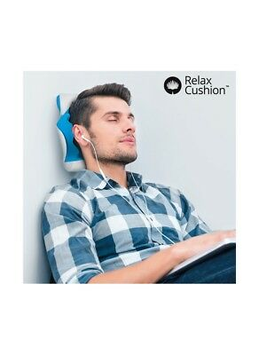 Supporto Cervicale con Cuscinetto Antistress Relax Cushion Relax Cushion 4899888