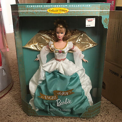Barbie Doll Angel of Joy Collector Edition 1998