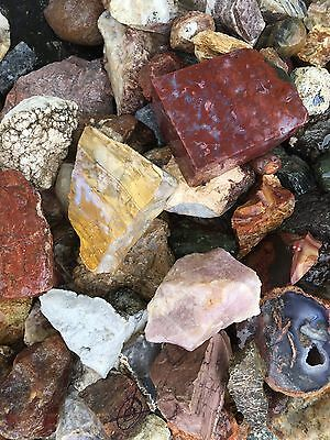 RESTOCK! Huge Lapidary Rough Sale!!! By The Pound! Tons Sold!