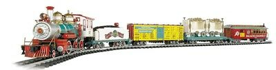Bachmann-Ringmaster Circus Train Set -- Ringling Bros. and Barnum & Bailey(TM) -