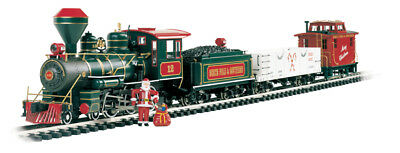 Bachmann-The Night Before Christmas Train Set - G