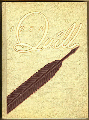 1950 MARION, Iowa IA High School YEARBOOK, Genealogy