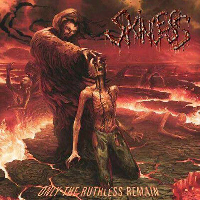 SKINLESS - only the ruthless remains LP