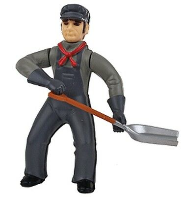 Bachmann - Fireman with Shovel Figure G