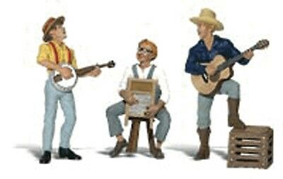 Woodland Scenics - Pickin' and Grinnin' (G scale)  - A2546