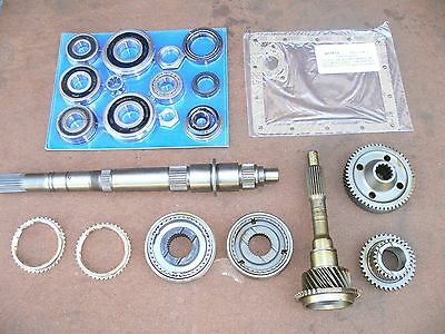 Ford Courier / Mazda Bravo 4WD WLT Sump Type Gearbox Remanufacturers Kit