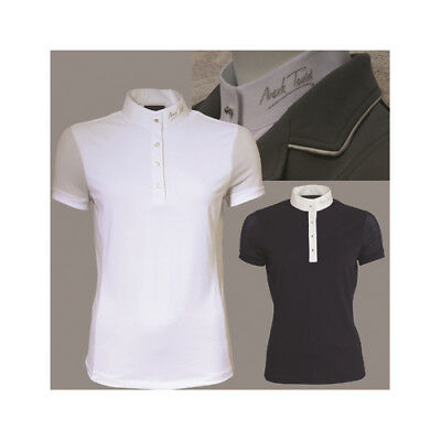 Mark Todd Amber Ladies Competition Polo Shirt