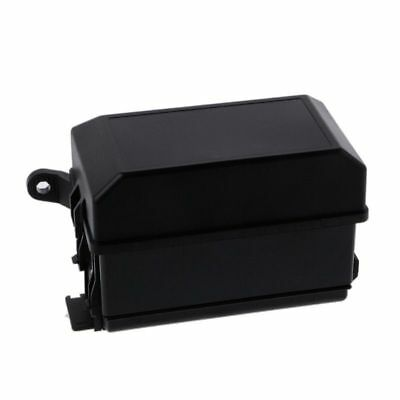 Auto Fuse Socket Box 6 Relay Holder 5 Road For Nacelle Car SUV Truck Insurance