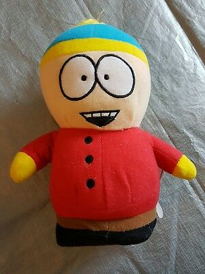 """South Park Cartman Plush Toys Figures Doll - Comedy Central - New with Tags 9"""""""