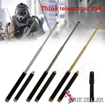 AU 21/26 Inch Rubber Professional Outdoor Tool Retractable Telescopic Stick