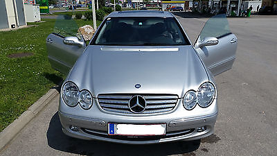 Mercedes-Benz CLK-Klasse Mercedes Benz 240 Coupe` Avantgarde