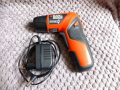 Tournevis sans fil BLACK&DECKER 3.6V