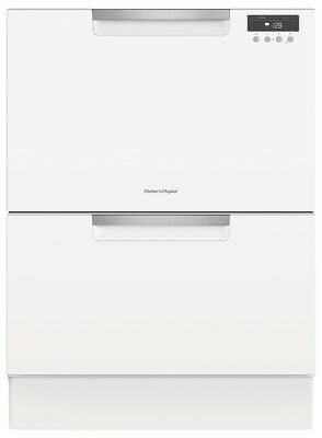 Fisher & Paykel - DD60DAW9 - Double DishDrawer Dishwasher | WELS: Water: 4.5 ...