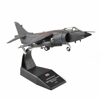 JL mold UNITED KINGDOM 1982 BAE Sea Harrier FRS Mk I Airline Toy 1/72 Collection