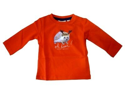 Mexx Baby Long Sleeved Shirt Fiory Red for Boys sz. 62 68