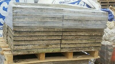 used council paving slabs