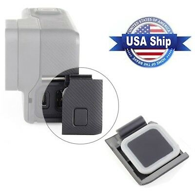 Replacement Side Door Cover Lip Guard Spare Part For GoPro Hero 5 Camera New