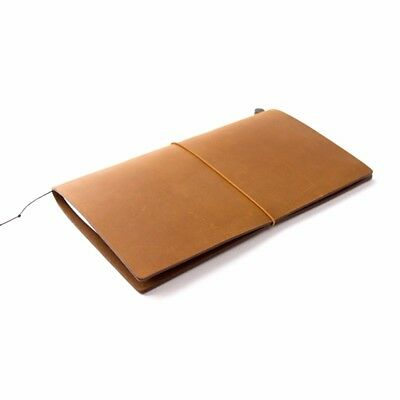 Pirate Painting Weekly Notebook Genuine Leather Planner Book Blank Notepad