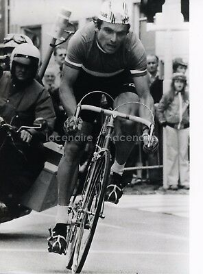 Bernard Hinault Photo De Presse