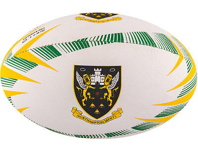 Northampton Saints Supporter Rugby Ball
