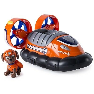 Paw Patrol Deluxe Feature Vehicle Zuma's Hovercraft