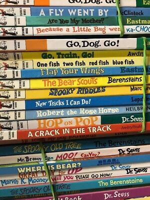 Dr. Seuss Books 10 for $25 Free Shipping!
