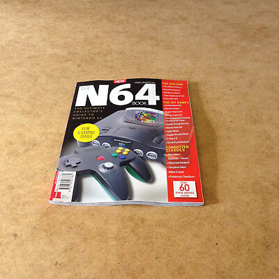 The N64 Book Ultimate Collectors Guide To Nintendo 64 Game Reviews Interviews