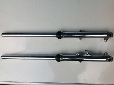 Honda CB100N Forks Stanchions 1978 To 1987
