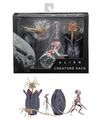 "NECA ALIENS / Alien Covenant - Accessory Creature Pack 7"" Action Figure IN STOCK"