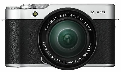 Fujifilm X-A10 Compact Interchangeable Lens Camera Brand New