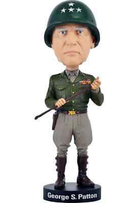 General George S. Patton: Bobble Head