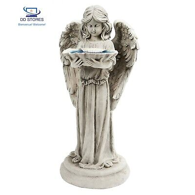 Toscano Tranquil Guardian Angel STATUE