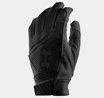 NEW Under Armour Tac Summer Blackout Gloves, Black Color, Size Small