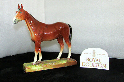 Royal Doulton Horse Merely A Minor Model No HN 2567